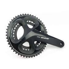 Shimano 105 FC-R7000 2x11 speed 50-34T 170mm Road TT Bike Bicycle Crankset (OE)