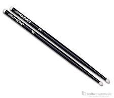 Ahead 7A Aluminum Drumsticks - Nylon 5AT Tip - One Pair Drum Sticks
