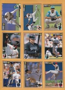 47 LOT 1994 UD COLLECTORS CHOICE # SEE SCANS GOLD SIGNATURES 47 LOT NM-MT