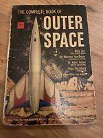 The Complete Book Of Outer Space 1950s Rare Annual Book