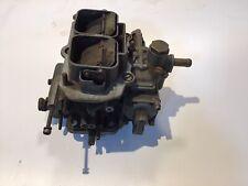 Weber 40DFAV1 carburettor