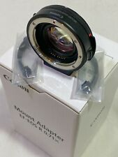 NEW Canon Mount Adapter EF-EOS R 0.71x RF Speed Booster C70 R5 R Komodo 4757C001