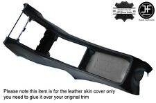 GREY STITCHING CENTER CONSOLE LEATHER COVER FITS MERCEDES SL C107 R107 71-89