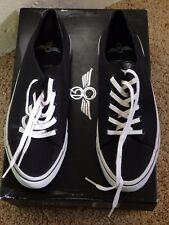 BRAND NEW CREATIVE RECREATION BLACK MENS SHOES SIZE 9