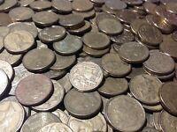 10 Stück 1 Dollar  Australien diverse Jahrgänge und Erhaltungen