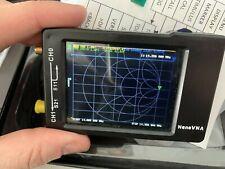 50Khz-1500Mhz NanoVna-F Lcd Display Hf Vhf Uhf Vna Vector Network Analyzer