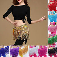 24X WHOLESALE LOT children/'s BELLY DANCE HIP SCARF WRAP SKIRT  Waistband for KID