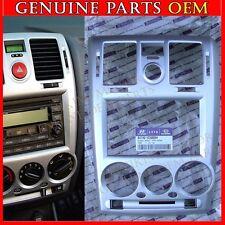 OEM Panel Assembly Center Fascia Frame Cover for 2006-2011 Hyundai Getz Click