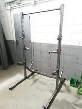 rack musculacion