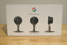 Google Nest Cam Indoor Security Cameras (3-Pack) NC1104US  Black