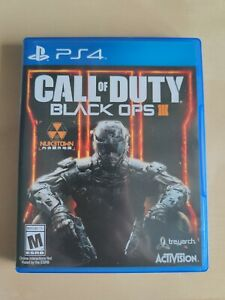Ps4 Videojuego - Call of duty - Black Ops 3