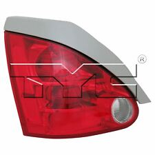 Left Side Replacement Tail Light Assembly For 2004-2008 Nissan Maxima