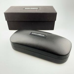 Dolce & Gabbana Case And Box Only Hardcase Clamshell Black