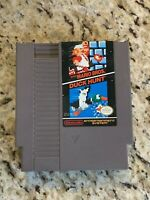 Super Mario Bros./Duck Hunt (Nintendo Entertainment System, 1988) TESTED