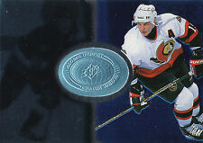 98-99 SPX FINITE #98 ALEXEI YASHIN 6664/6950 SENATORS *26292
