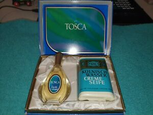 Tosca Geschenkset Parfüm + Seife