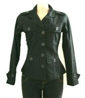 Fashion Womens Ladies Classic Bomber Jacket Zip Up Outwear