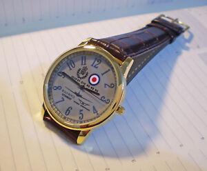 RAF Royal Air Force & BOAC Vickers VC10 Wrist Watch. Rolls Royce Conway.