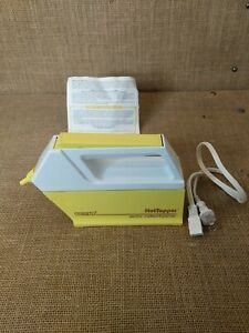 Presto HOT TOPPER Electric Butter Melter / Dispenser Tested and Works! Free ship