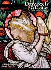 Damozels & Deities Pre-Raphaelite Stained Glass Burne-Jones Angels & Icons New