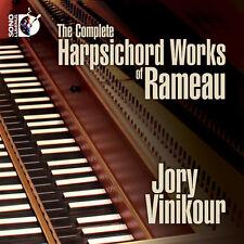 Jory Vinikour, J.P. - Complete Harpsichord of Rameau [New CD]