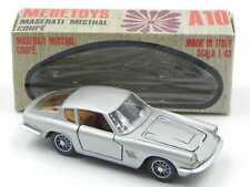 Mebetoys A10 Maserati Mistral grigio met. interno marrone in scatola w/ box