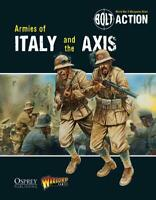 Bolt Action Armies of Italy and the Axis Book Warlord Games 28mm WW2