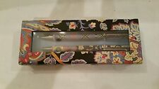 NWT ~  Vera Bradley ~ Pen and Pencil Set in Versailles ~ RETIRED