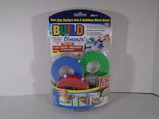 Build Bonanza-Building Block Peel & Stick Tape For Legos Or Mega Bloks (Lot #1)