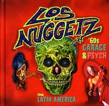 Various Artists - Nuggetz- 60's Punk Pop & Psychedelic from / Various [New CD]