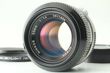 [Near Mint] NIKON NEW NIKKOR MF 50mm F/1.4 Non-Ai Lens from JAPAN #28