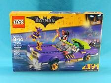 Lego Batman Movie 70906 The Joker Notorious Lowrider 433pcs New Sealed 2017