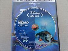 disney  Finding Nemo Three-Disc Blu-ray + DVD