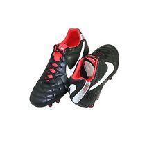 Nike Men's Tiempo Mystic IV FG Soccer Cleats,Black,US 6   (D10-NS)