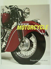 The Art of the Motorcycle Solomon R Guggenheim Museum Las Vegas 2001 softcover