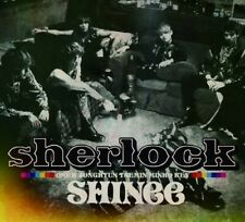 Shinee - Sherlock: Japanese Edition [New CD] Japan - Import