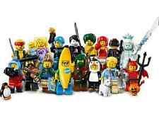LEGO NEW SERIES 16 COMPLETE SET OF 16 MINIFIGURES MINIFIGS 71013 FIGS