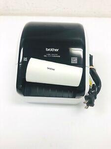 Brother QL-1110NWB Bluetooth WiFi Ethernet USB Label Printer *TESTED*