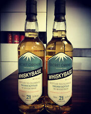 Orkney Highland Park 21yo rare single malt whisky limited edition Whiskybase