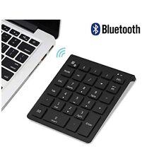 Bluetooth Number Pad, Lekvey Portable Wireless Bluetooth 28-Key Numeric