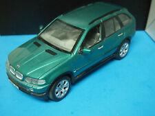 WELLY 1:18 SCALE BMW X5 DIECAST MODEL TOY Car Model