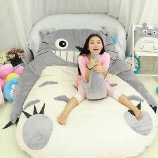 Soft Huge Giant Totoro Bed Carpet Tatami Mattress Sofa Filled Great gift