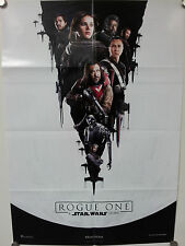 Star Wars Rogue One German Exclusive Movie Poster Edition Felicity Jones No Imax