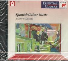 Spanish Guitar Music / John Williams - CD
