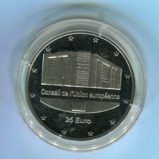Luxemburg 25 Euro 2005 Europa Rat Silber (K4505)