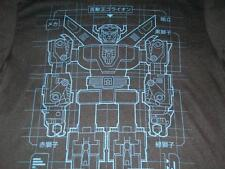 Voltron Loot Crate Exclusive Flop House black t-shirt Women's Small used