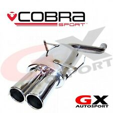 Bm24 Cobra Sport Bmw Serie 3 323 E46 98-06 Escape Trasero Caja posterior