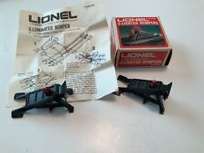 Lionel O-Gauge  Lighted Bumpers in Original Box