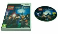 Lego Harry Potter Years 1-4 Nintendo Wii Video Game PAL UK Tested Freepost VGC