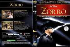 DVD Zorro 22 | Disney | Serie TV | Lemaus